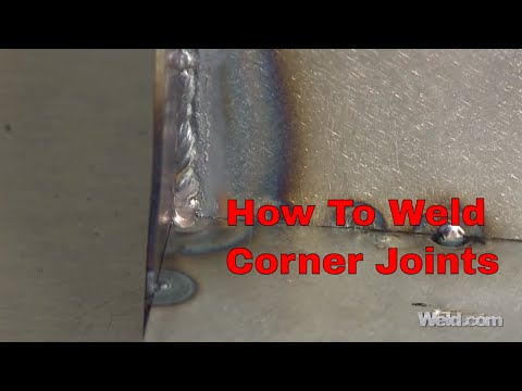 How to Weld Corner Joints | TIG Time