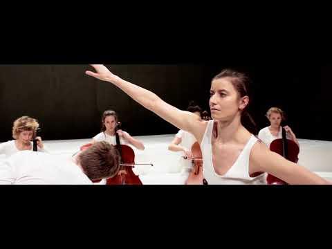 teaser SUMMA   Samir Calixto, Cello Octet Amsterdam & Korzo producties