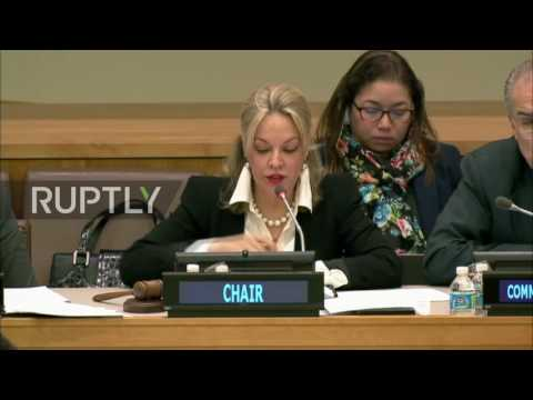 UN: US vote against UN resolution condemning glorification of Nazism