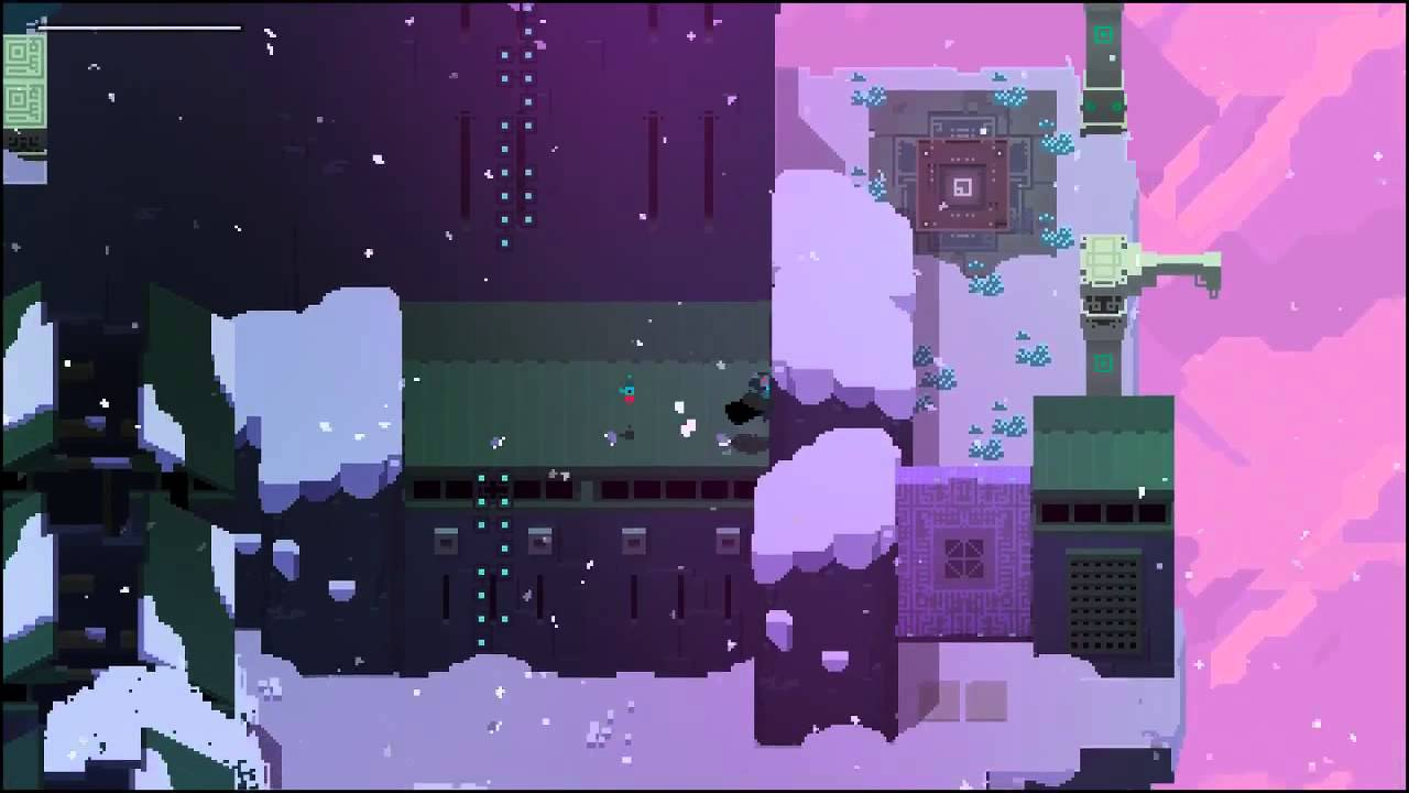 Hyper Light Drifter | North - 3 Gem Door Skip (patched) & Hyper Light Drifter | North - 3 Gem Door Skip (patched) - YouTube