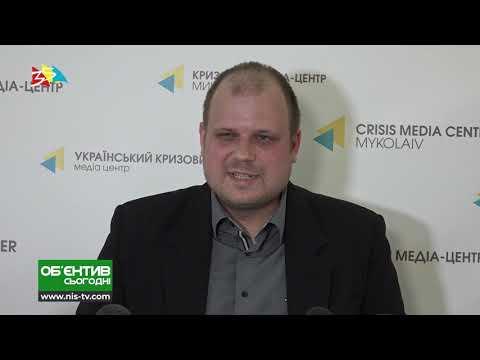 ТРК НІС-ТВ: Объектив 22 04 19 Результаты выборов по Николаевской области