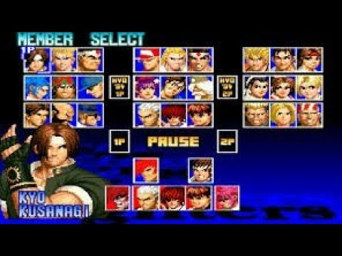 97 King Of Fighter Game Download Android Mobile