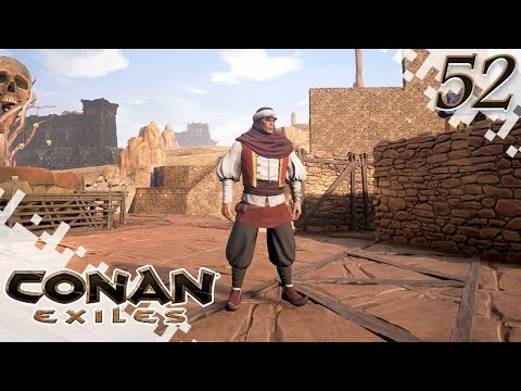 CONAN EXILES - Fancy! - EP52 (Gameplay)