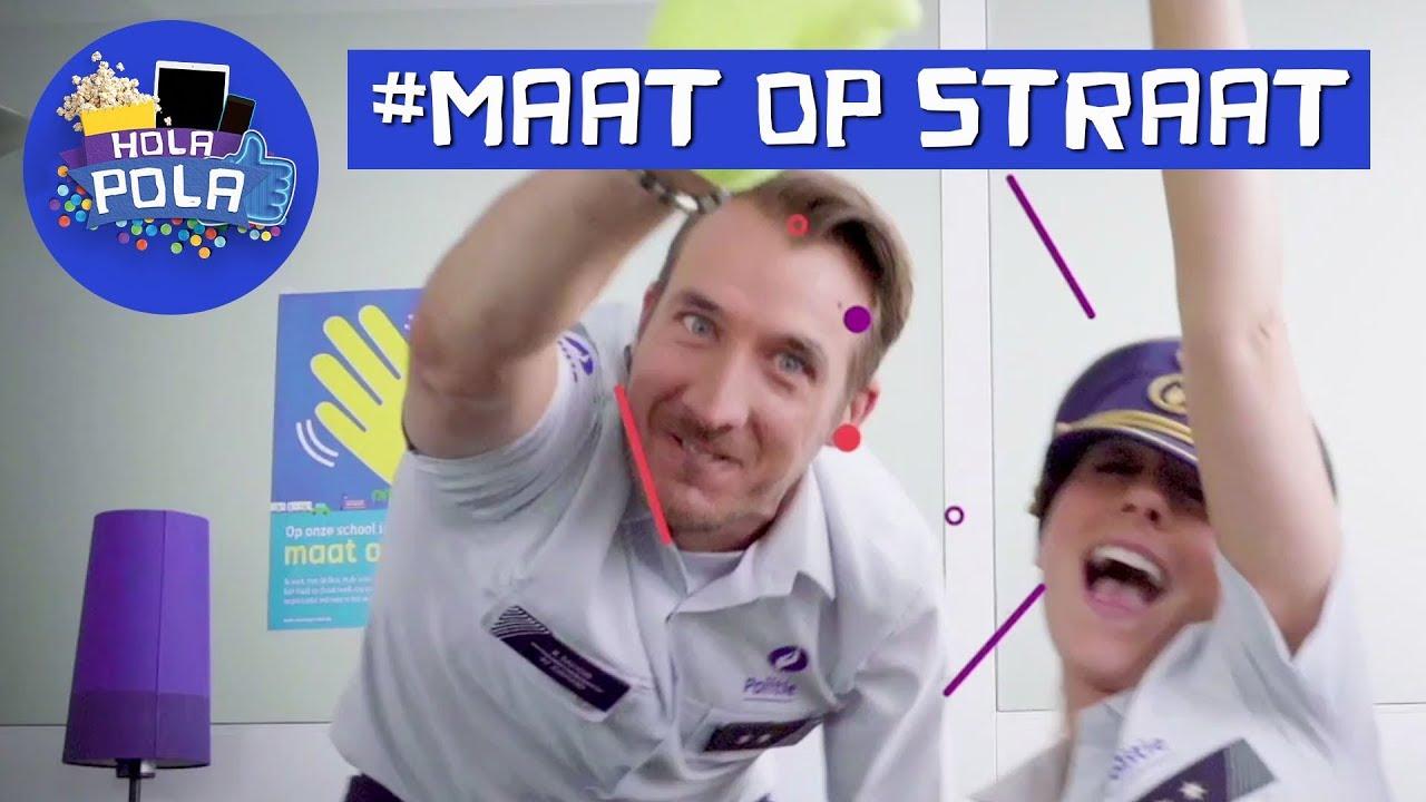 #MAAT OP STRAAT - Hola Pola