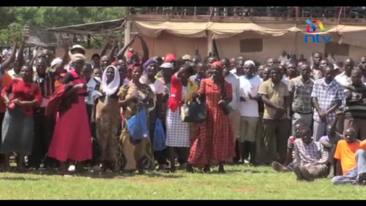 Madaraka day celebrations in Kisumu disrupted by residents protesting high cost of living