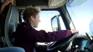 Volvo Trucks - Ladies Day 2011 proves truck driving is for everyone