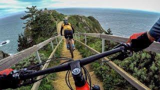 BIG miles in the birthplace of mountain biking
