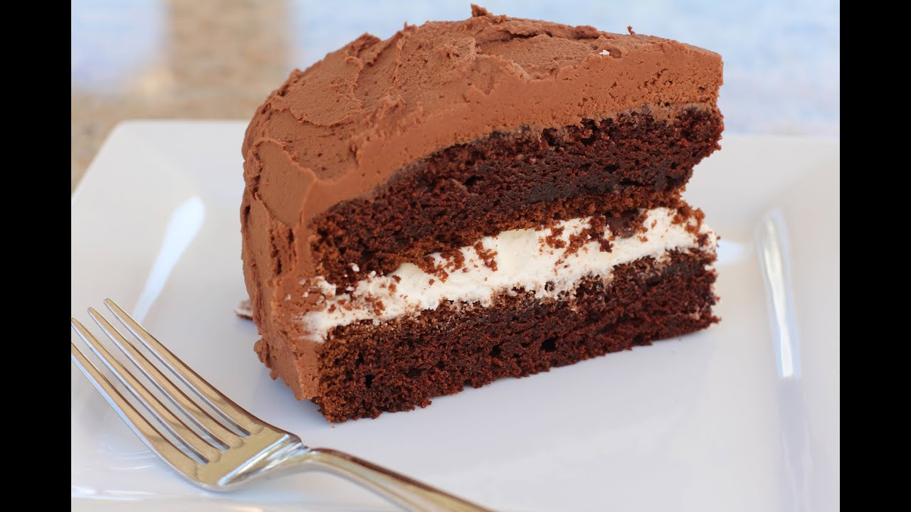 Best Moist Chocolate Cake Recipe Sour Cream