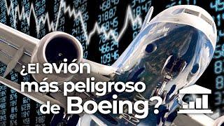 El DESASTRE de BOEING: ¿Qué pasa con el 737 MAX? - VisualPolitik