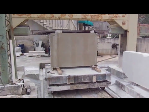 Island Brac Croatia -Donji Humac-Stone manufacture