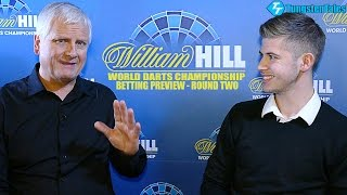 Rod Harrington betting advice for round 2 of the world championships