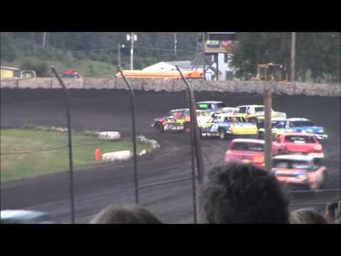 Nielsen Racing Algona 8-16-14