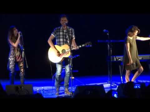 Bethany Joy Lenz, Tyler Hilton, & Kate Voegele - When The Stars Go Blue 3-13-16 Wilmington, NC