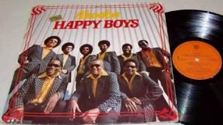 HAPPY BOYS - DJI DEN. africa funk groove