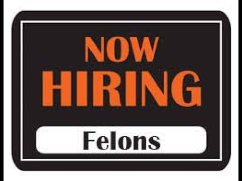 Great Paying Jobs For Felons (Get That Fast Money)