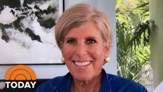 Suze Orman Gives Advice For Handling Money Issues During The Pandemic | TODAY