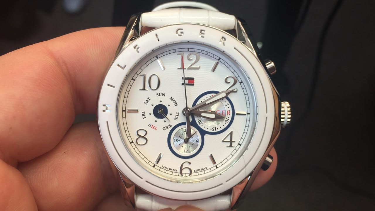 22876738a2 Hands-on TOMMY HILFIGER 1781052 - YouTube