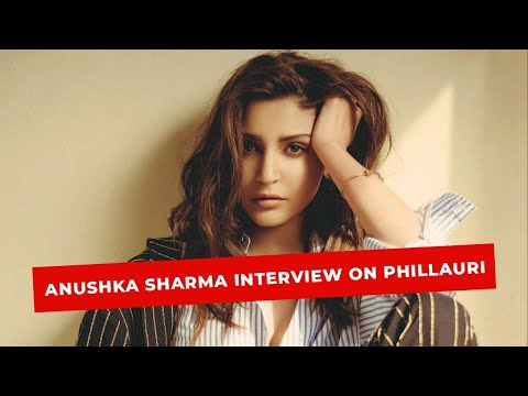 Exclusive Interview of Anushka Sharma for Phillauri by Vickey Lalwani   SpotboyE