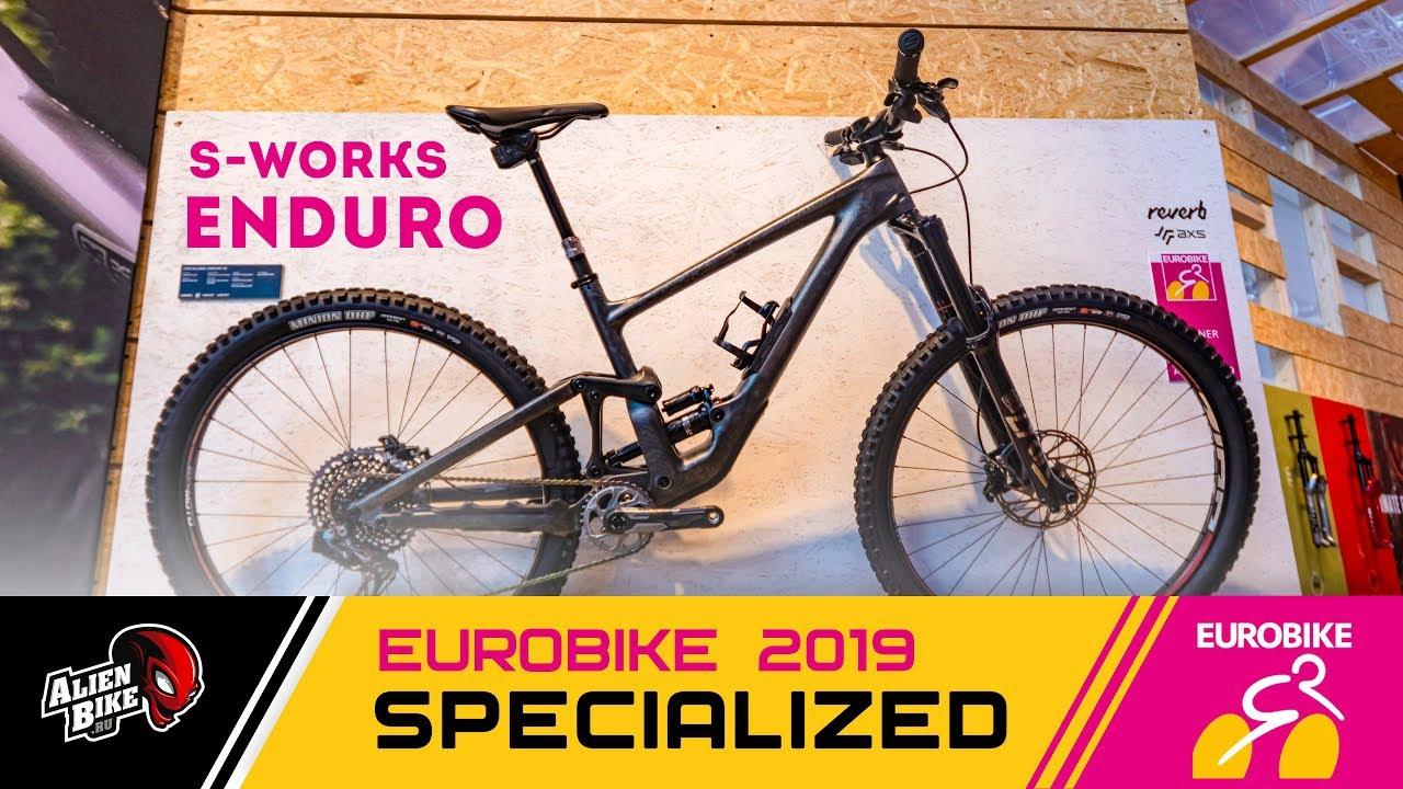 Specialized S‑Works Enduro (2020) | EuroBike 2019