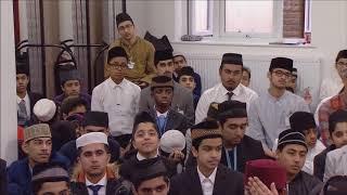 How did the Promised Messiah(as) start Ahmadiyyat?