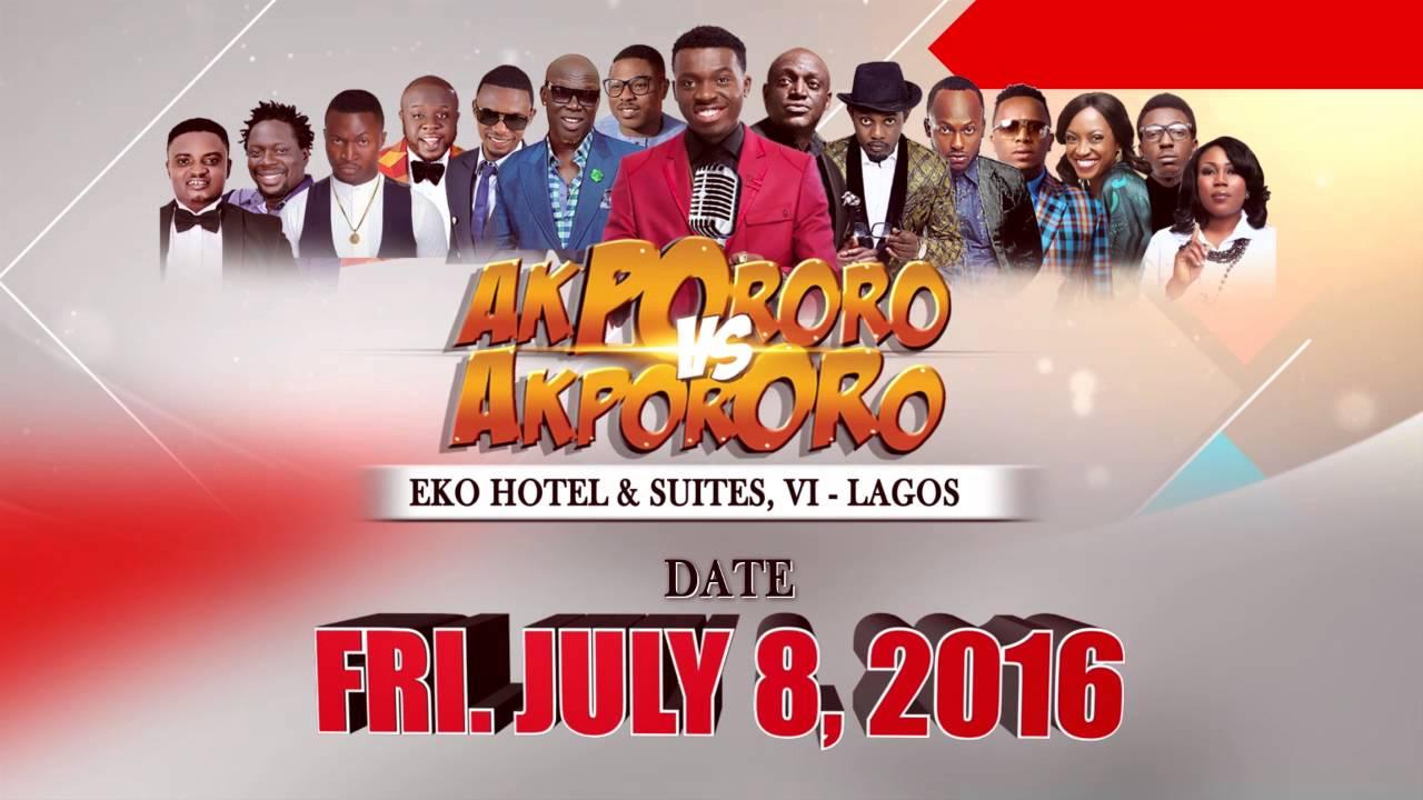 Download AKPORORO VS AKPORORO 2016 PROMO