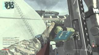 Mw3 Infected: Go On Feed With Barret .50cal