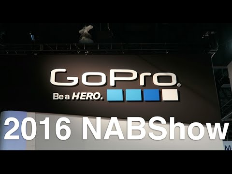 2016 NAB Show: A sneak preview of Sennheiser's mic for GoPro