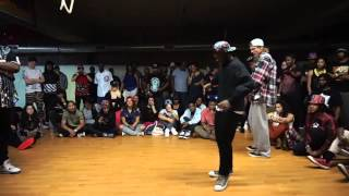 Ultimate Dancer 2 freestyle Dymension Gonzo vs Venom Titan
