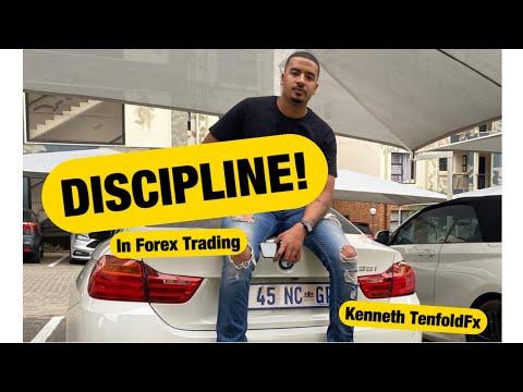 Discipline In Forex Trading!