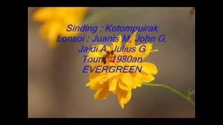 Empat Lagu Dusun Lucu