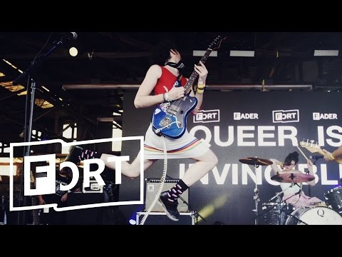 PWR BTTM - Answer My Text - Live at The FADER FORT 2017