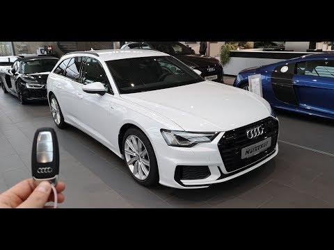 2019 Audi A6 Avant 45TDI quattro