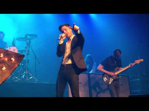 The Killers Glamorous Indie Rock and Roll Live Tempe, Arizona 04/03/16