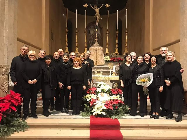 Santo Volto dei Volti - Coro San Germano - Parrocchia San Siro Sanremo