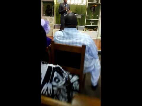 Pastor Kayla Newman 6/26/16