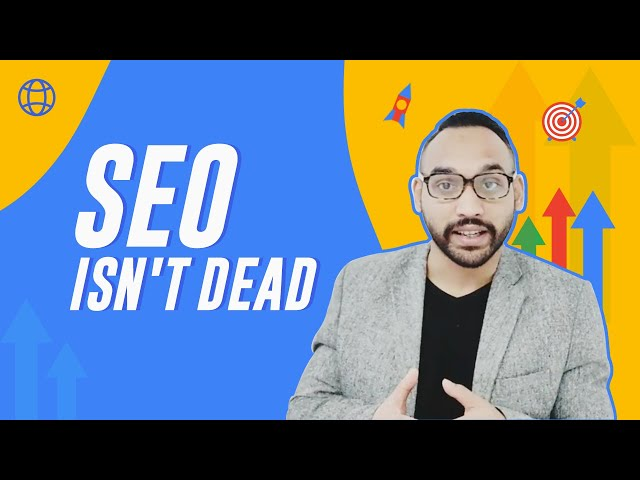 SEO isn't dead! | SMMA with Abul Hussain