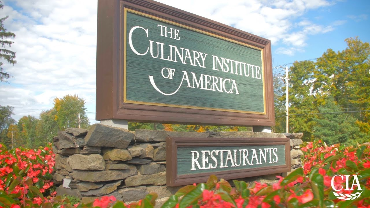 Restaurants At The Cia In New York
