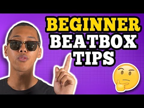 Tips For Beginner Beatboxers | How To Beatbox? | Dontae Catlett