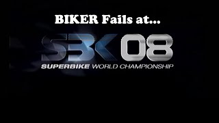BIKER fails at SBK 08