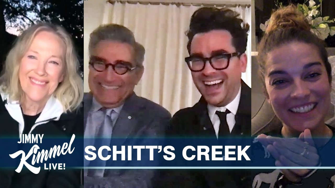 Elton John Revealed He's A Huge 'Schitt's Creek' Fan By Sharing ...