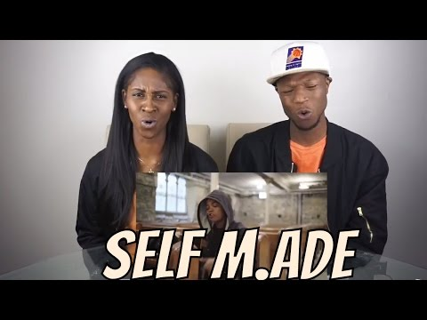 "Young M.A ""Self M.Ade"" (Official Music Video) - REACTION"