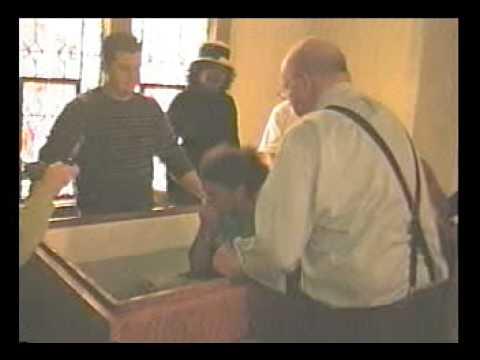 Baptism - Chris Bland