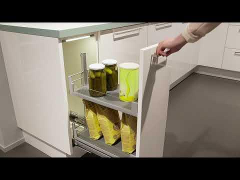 Storage Solutions - Bespoke German Kitchens