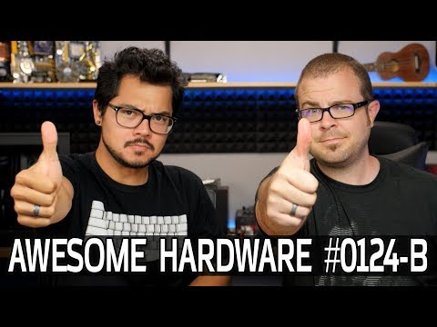 "Awesome Hardware #0124-B: BEYOND Volta! Also Intel w/""VEGA INSIDE"" Debunked"