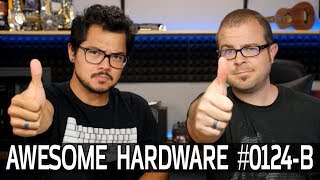 Awesome Hardware #0124-B: BEYOND Volta! Also Intel w/