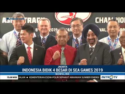 Indonesia Bidik Posisi 4 Besar di SEA Games 2019 Mp3