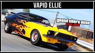 GTA Online: Vapid Ellie - Угнать за 60 секунд