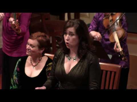 Pergolesi Stabat Mater: Quae Moerebat Et Dolebat; Meg Bragle With Voices Of Music