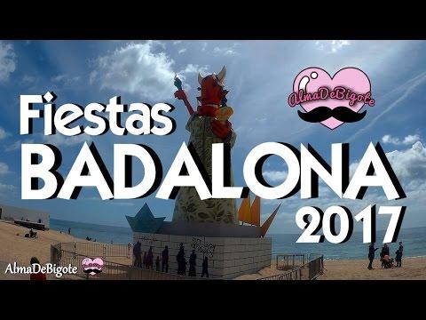 FIESTAS DE BADALONA 2017 (El Dimoni)