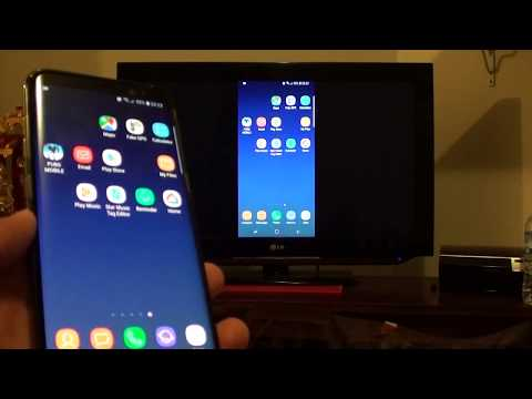Connect s8 to samsung tv bluetooth